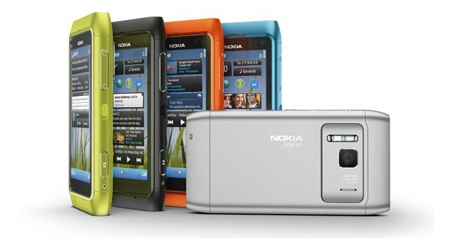 "The Nokia N8 will be available in ""select markets in Q3 for €370 ..."