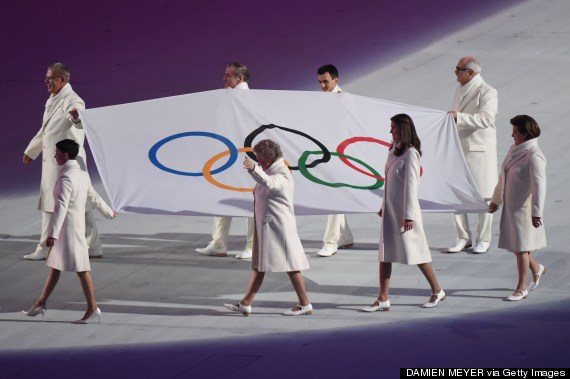 sochi opening ceremony