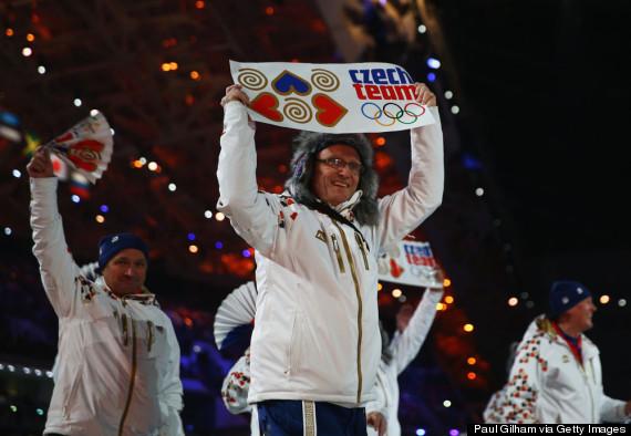 czech olympic team