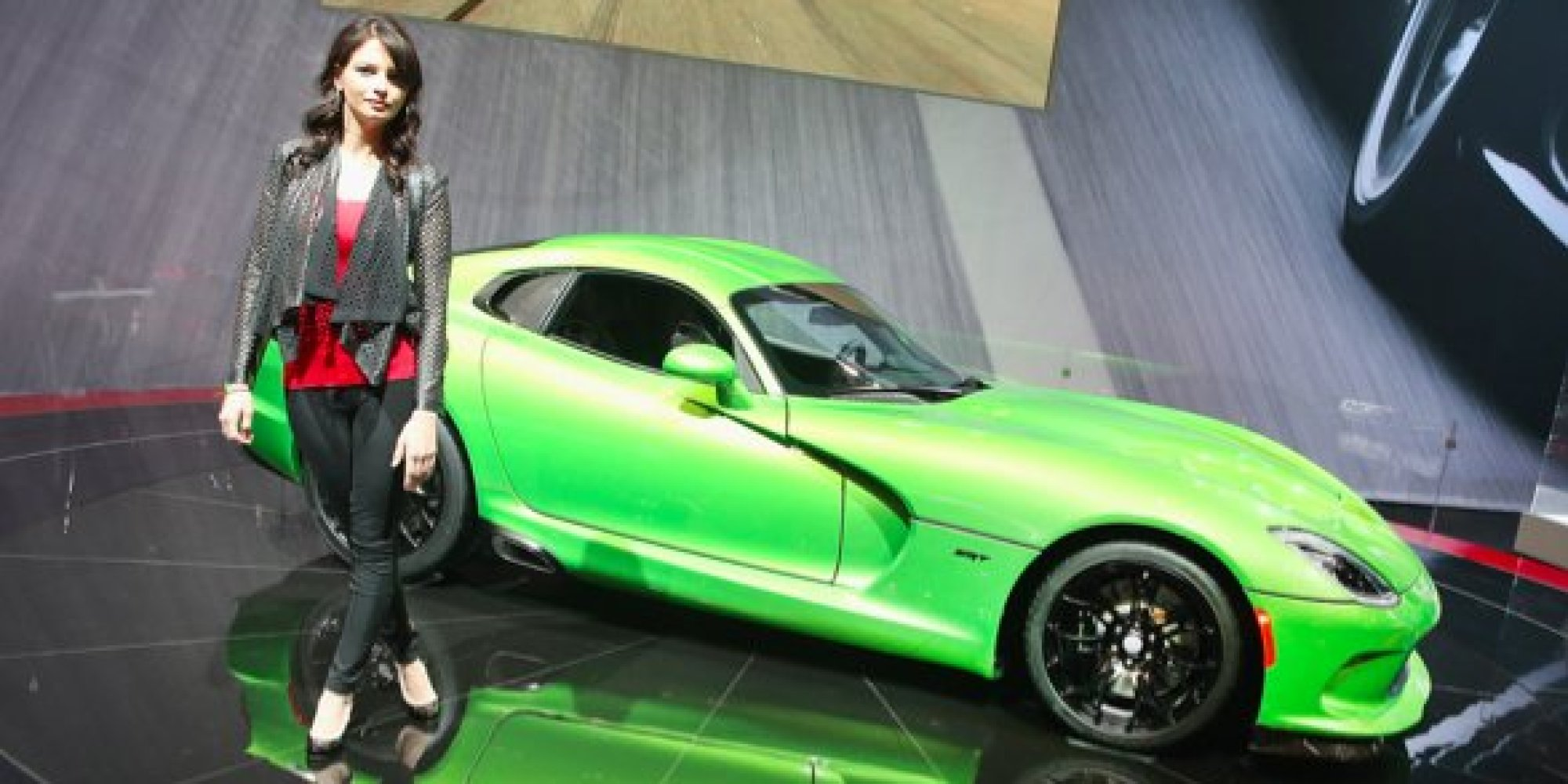 The Coolest Cars From The 2014 Chicago Auto Show Huffpost
