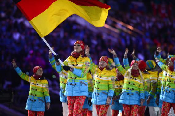 delegation allemande