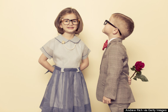 vintage date kids
