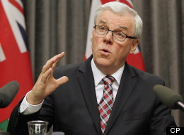 Poll Suggests This Premier Could Be In <i>Serious</I> Trouble