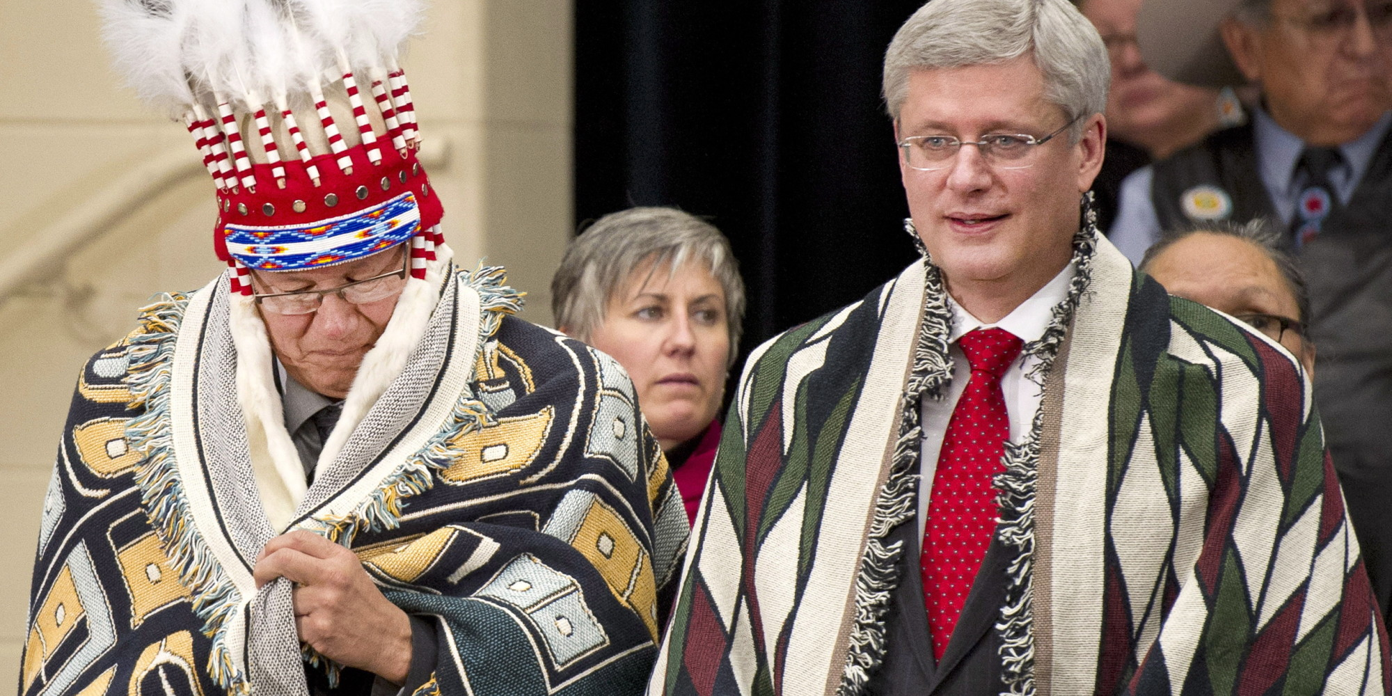 new relationship with first nations