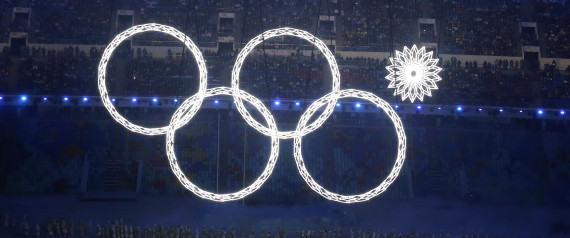 SOCHI OLYMPIC CEREMONY