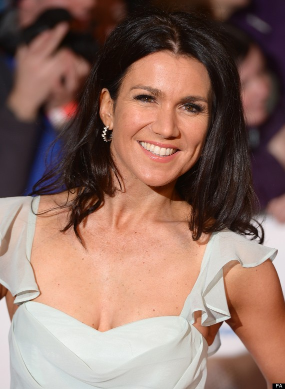 Susanna Reid Became A More Familiar Face Last Year With