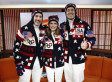 Olympic Team U.S.A's 'Ugly Christmas Sweaters' Sell Out Immediately Online
