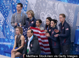 LOOK: U.S. Figure Skater <em>REALLY</em> Didn't Like Her Score