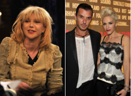 Courtney Love Gavin Rossdale