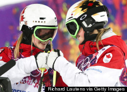 Sisters Win Medals In Same Event
