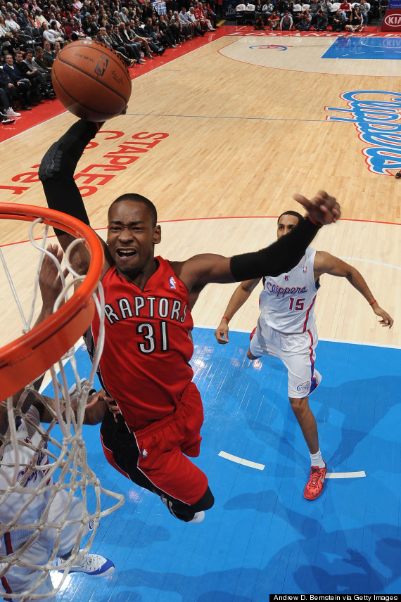 Terrence Ross' Warmed Up For Dunk Contest With Another ...