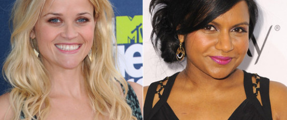 REECE WITHERSPOON MINDY KALING