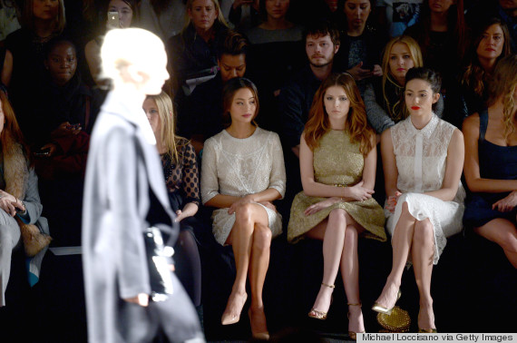 lhuillier front row