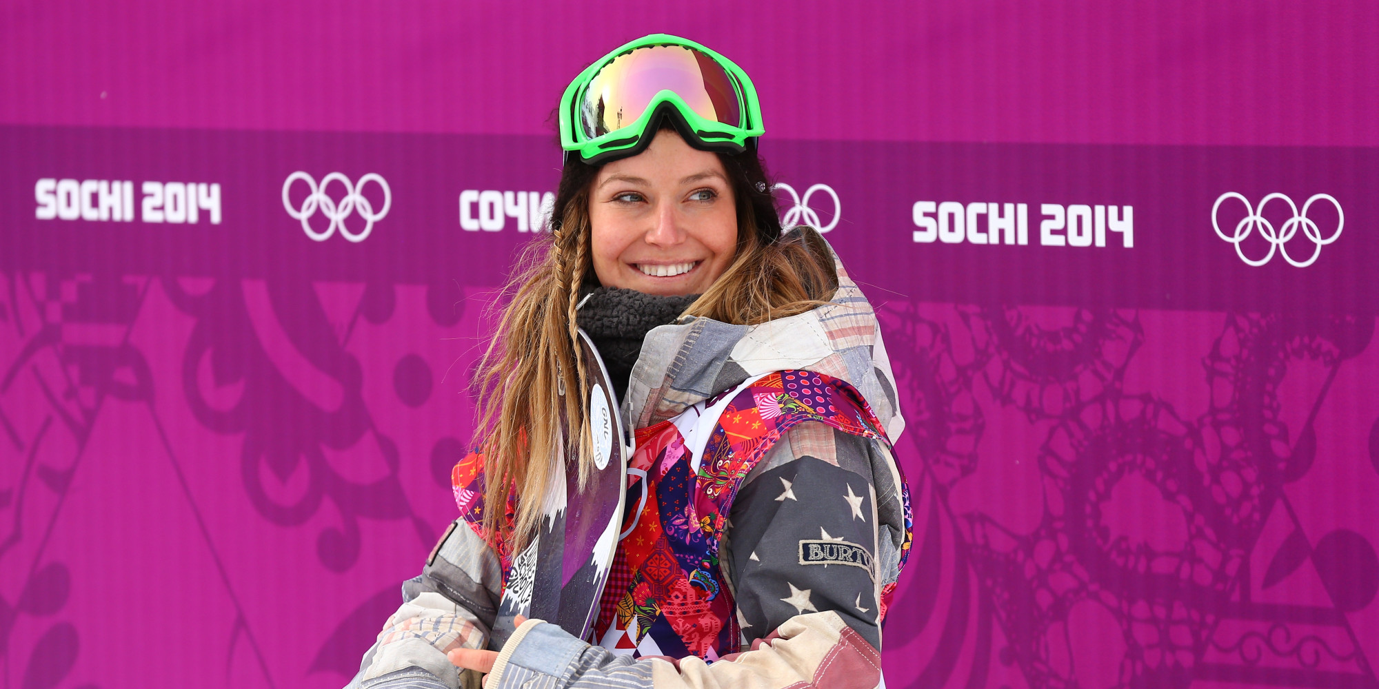 Jamie Anderson Wins Women's Slopestyle Gold As U.S. Team ...