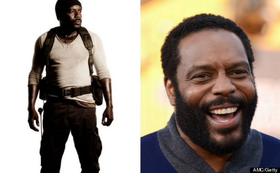 chad l coleman walking dead