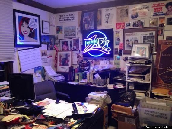 dads office