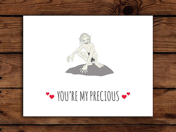 Lord Of The Rings Valentines Puns