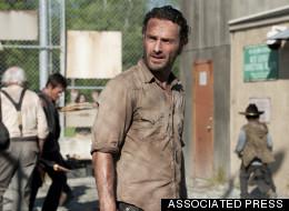 Grading The Bloody Season Finale Of 'The Walking Dead'