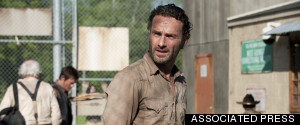 ANDREW LINCOLN WALKING DEAD