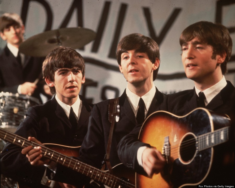 beatles and rock music essay For valentine's day, our rock and roll book club spotlights a book  instead,  sheffield's written a series of essays on various beatles-related.