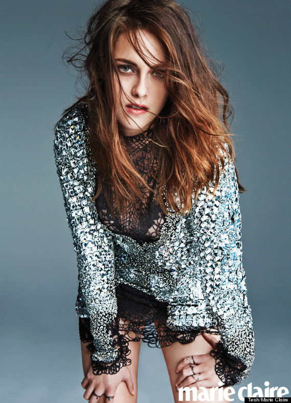 Kristen Stewart Tells Marie Claire She's The 'Most Awkward Person ... Kristen Stewart