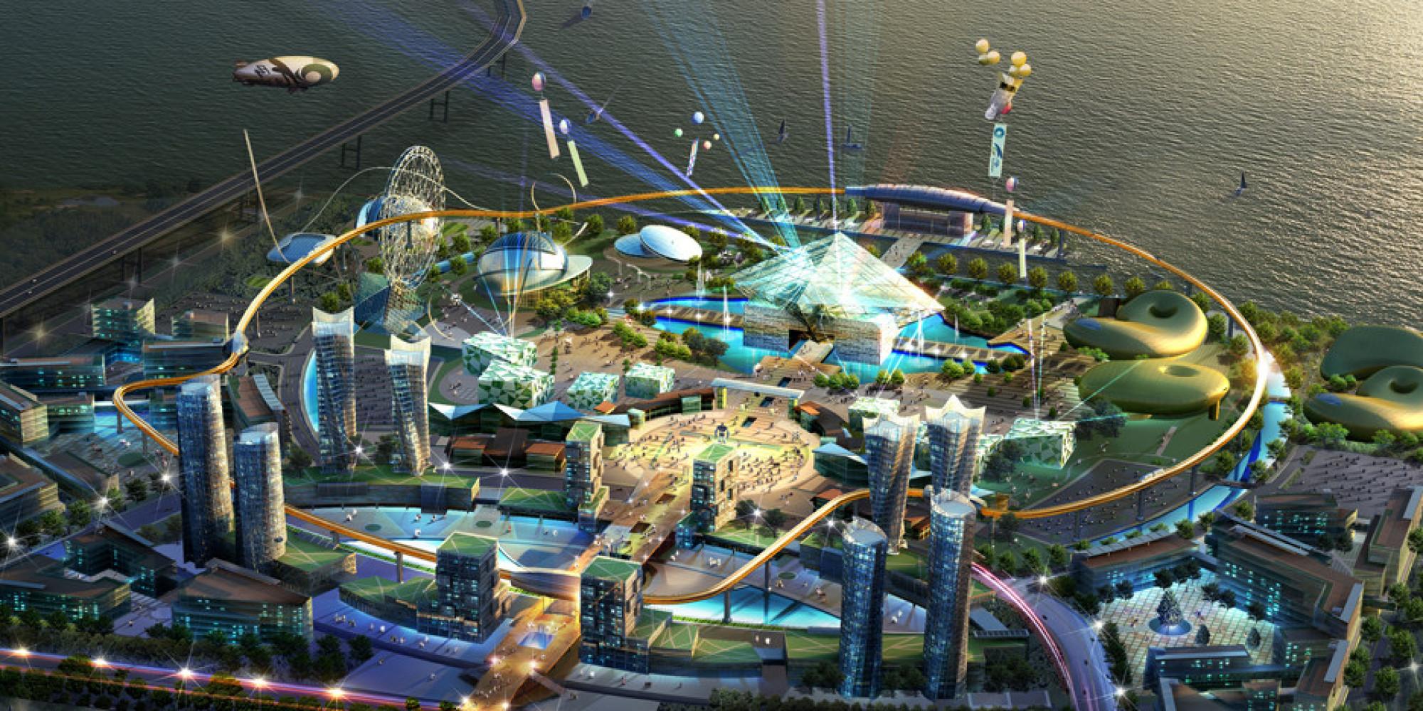 Robot Land South Korea S Theme Park Devoted To Robotics