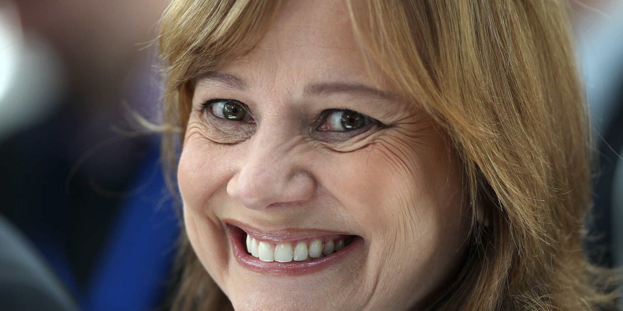 Mary Barra Gm S First Female Ceo Will Earn 14 4 Million
