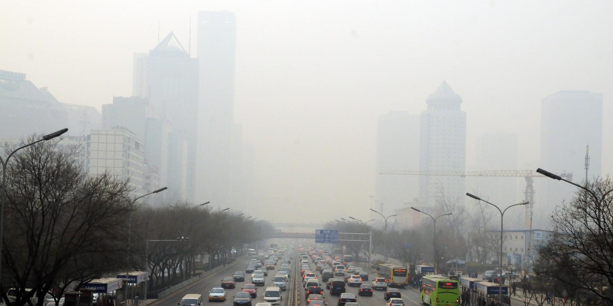 air pollution mexico city essay