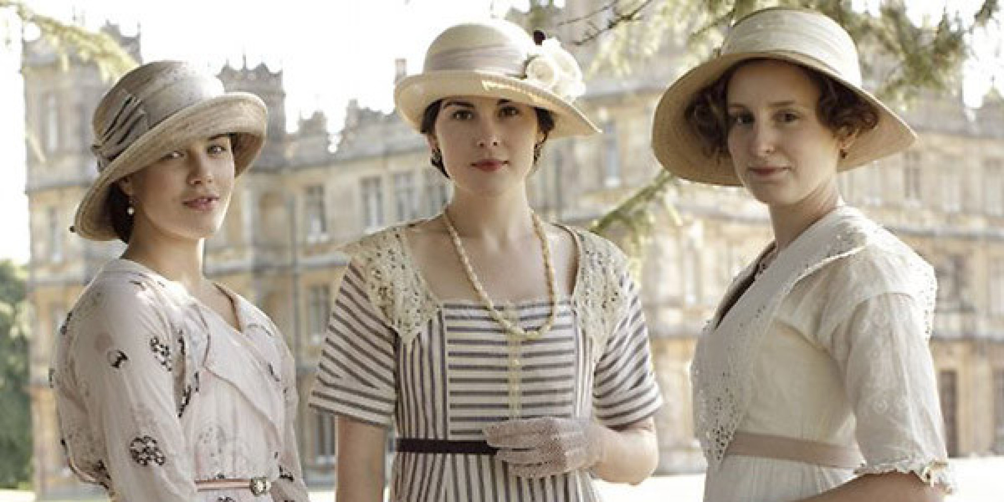 downton abbey characters dating in real life Highclere castle, the real-life downton abbey a double-sized space stocked with more 5,650 books dating back to the 16th century.