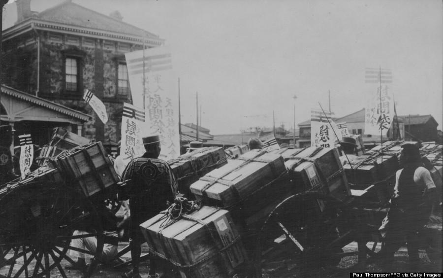 first world war japan