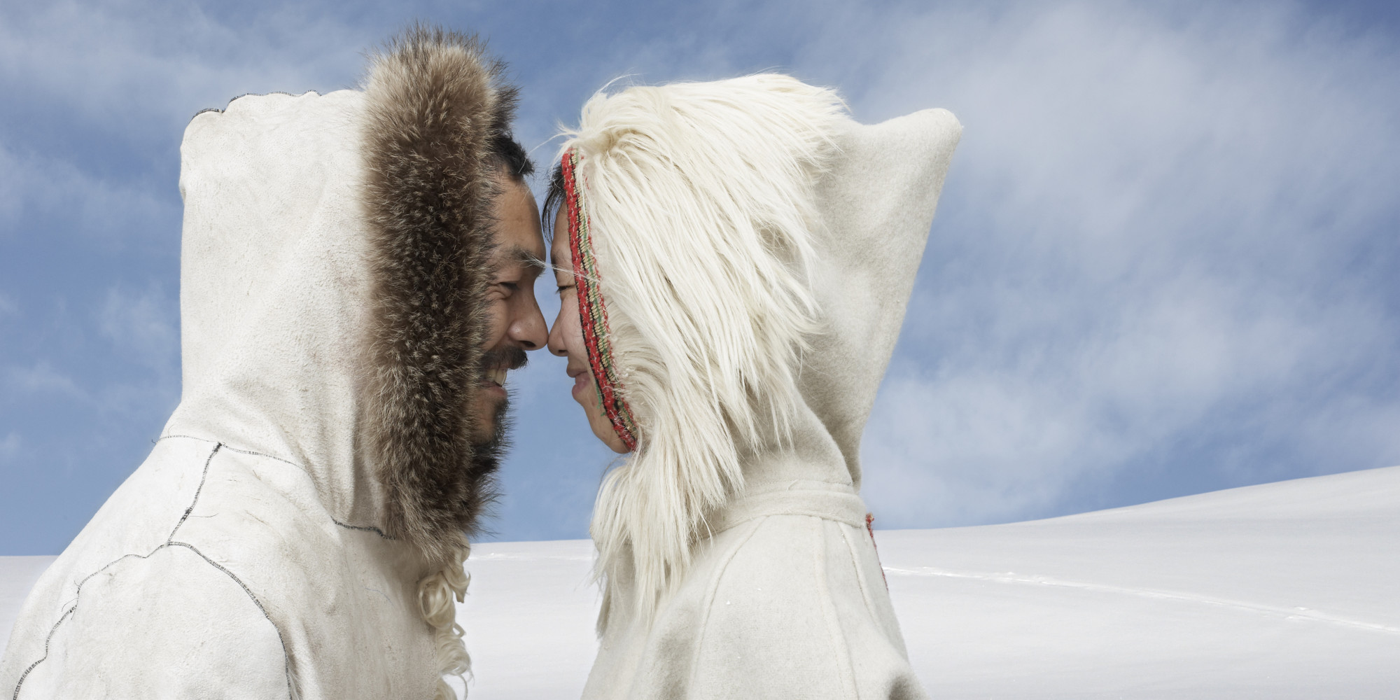 eskimos have a word for every dating situation