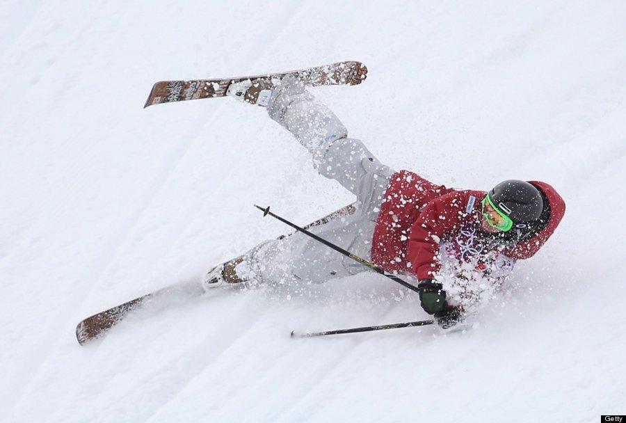 ski crash sochi
