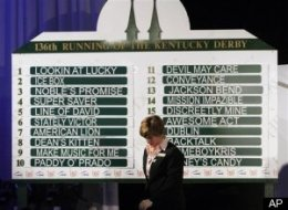 Kentucky Derby Post Positions