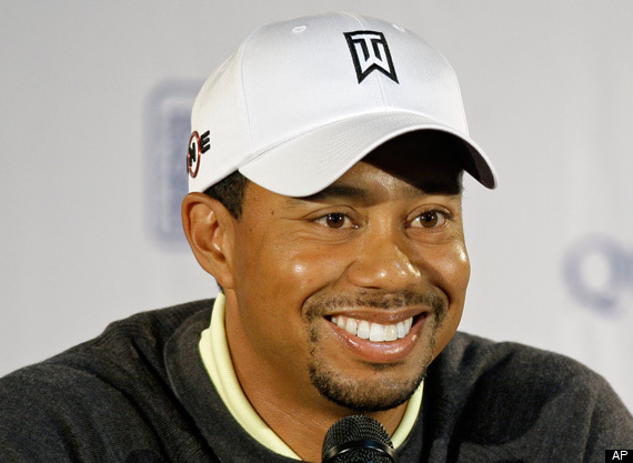 tiger woods u0026 39  quail hollow goatee  handsome or hideous