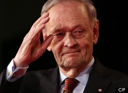 Chretien Endorses NDP Defector