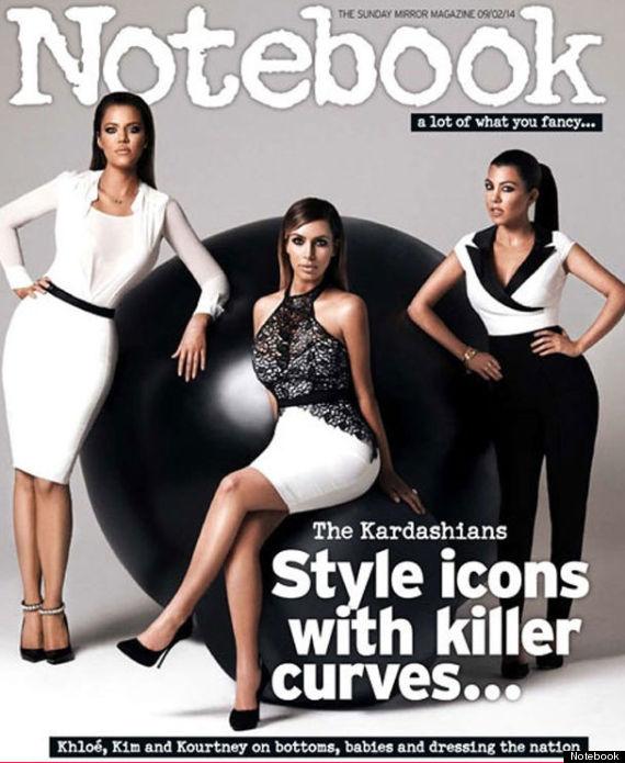 kardashian photoshop