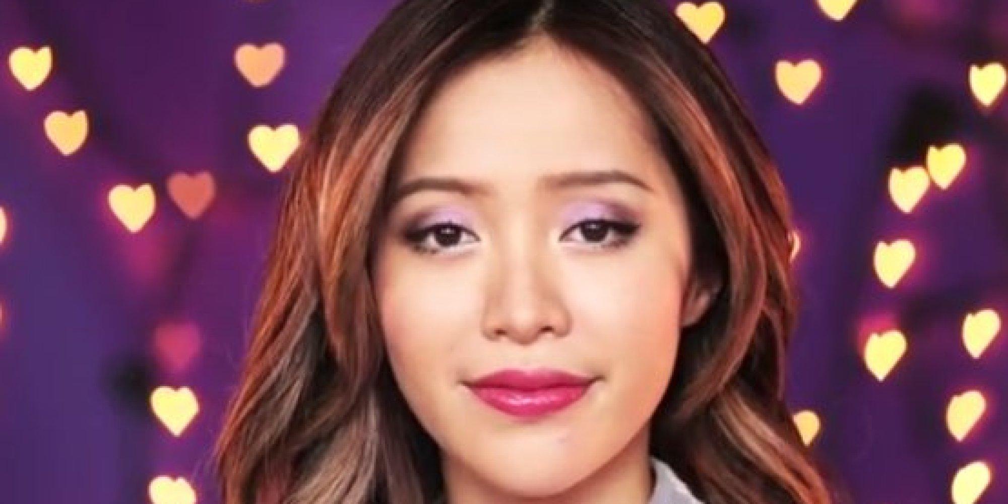 Michelle Phan's Romantic Valentine's Day Makeup Tutorial ...