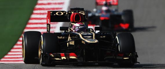 LOTUS F1