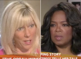 Rielle Oprah Video Watch Rielle Hunter