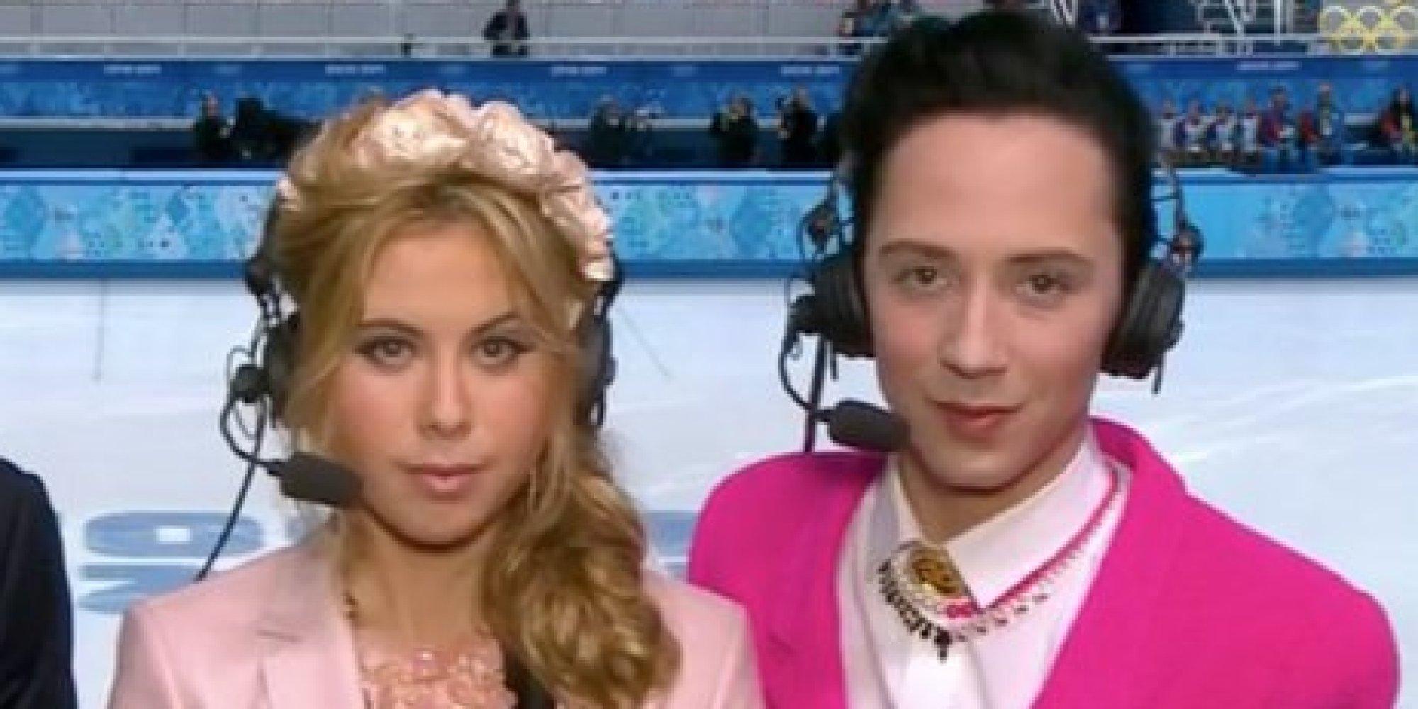Polémica por las burlas al patinador Johnny Weir