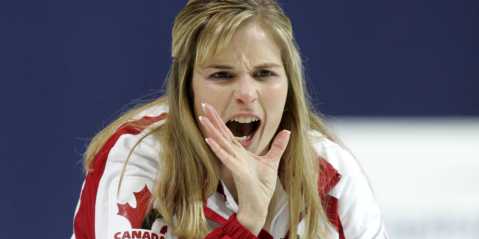 Jones Curling Baby Jennifer Jones Credits Curling