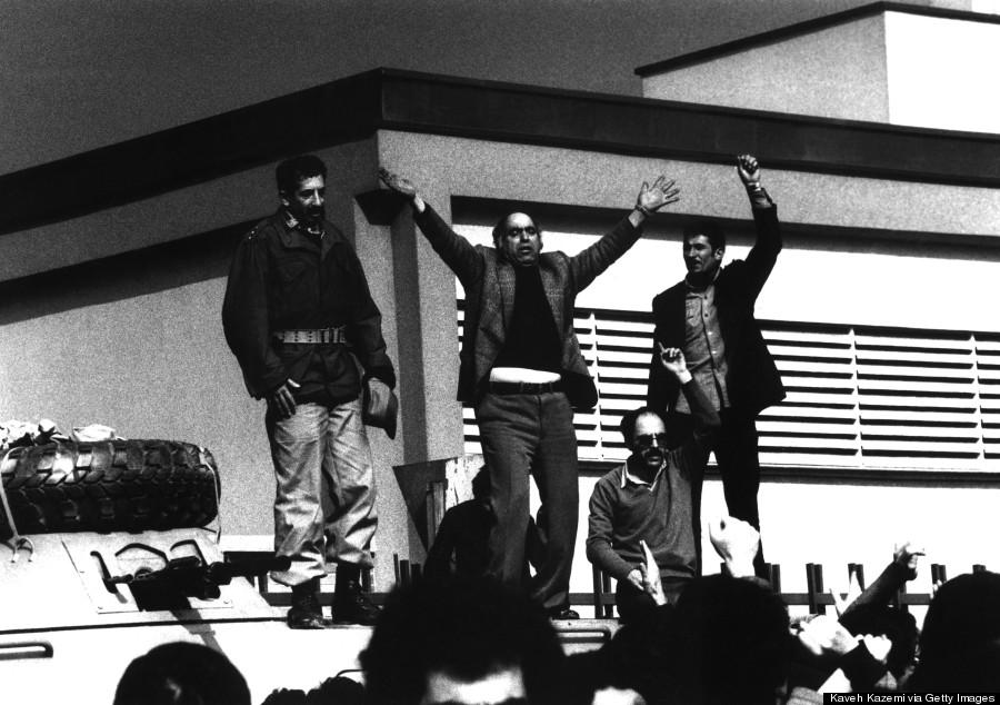iran guards revolution 1979
