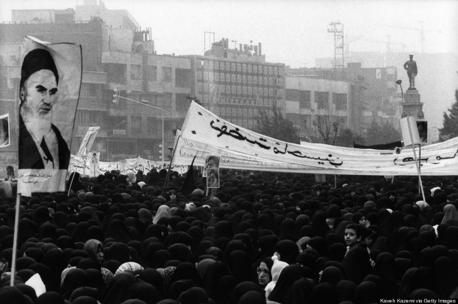 Iranian Revolution Women