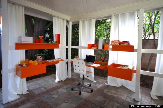 outdoor office hms