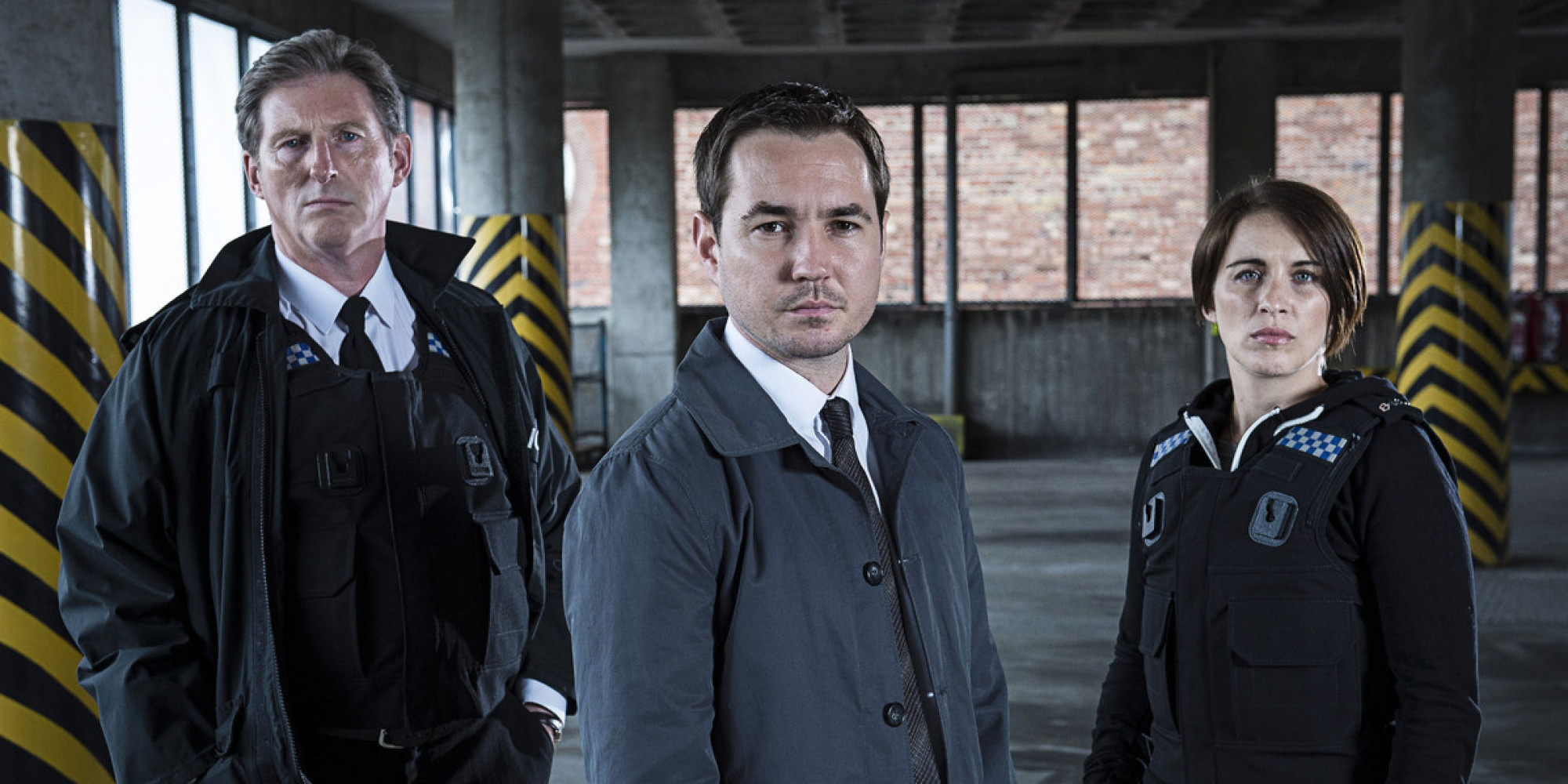 Can 'Line of Duty' Series 2 Succeed Without Lennie James As Corrupt ...