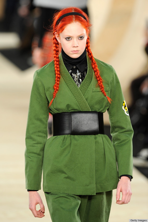 Marc Jacobs Just Convinced All The Cool Girls To Wear