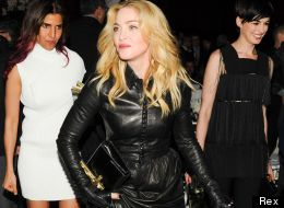 Madge Goes Hell For Leather