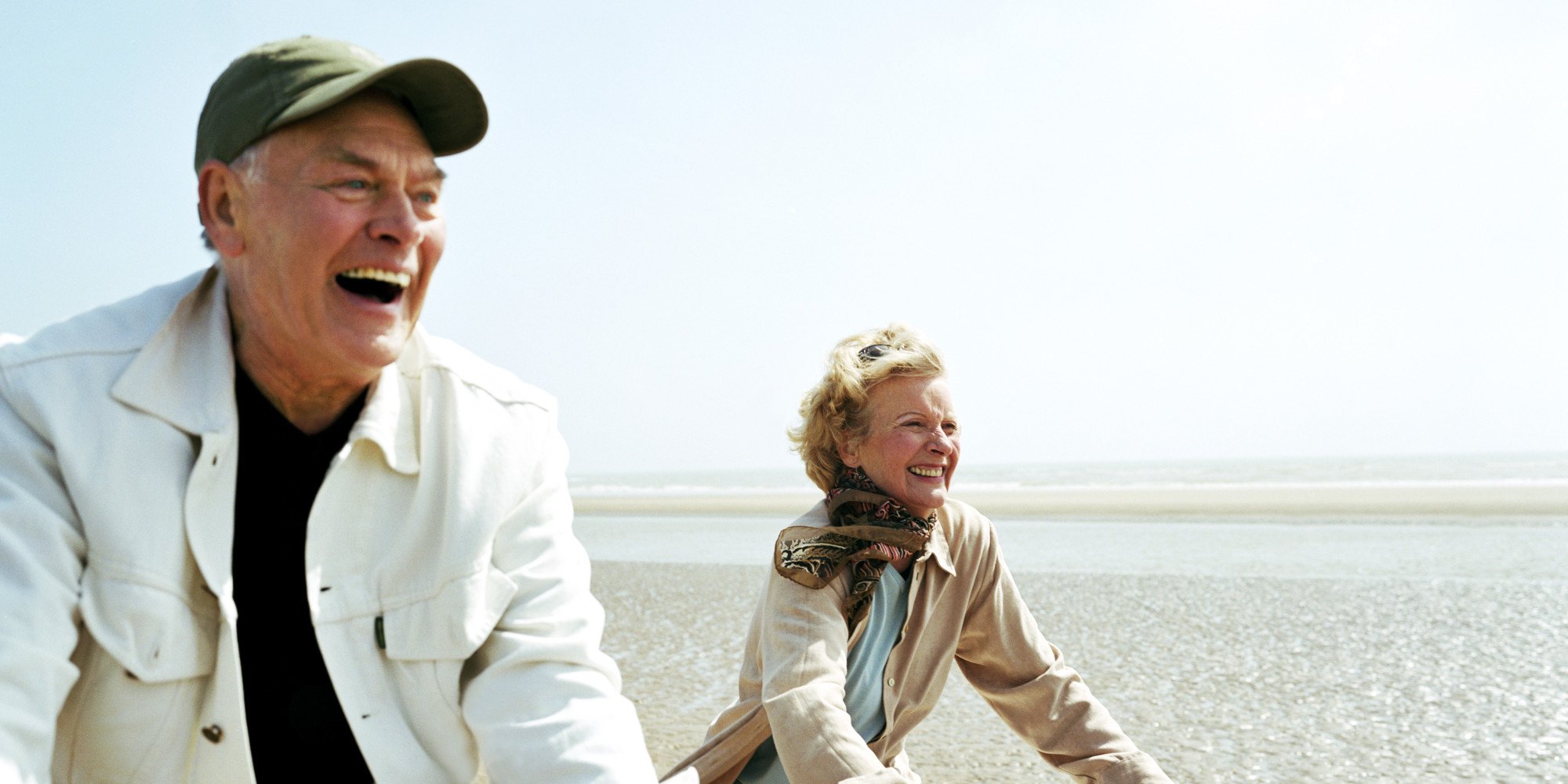 What Makes Older People Happy Huffpost