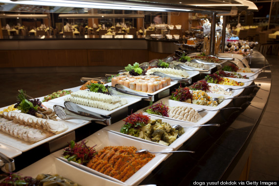 resort buffet