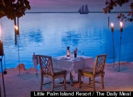 The Most Romantic Restaurants In America
